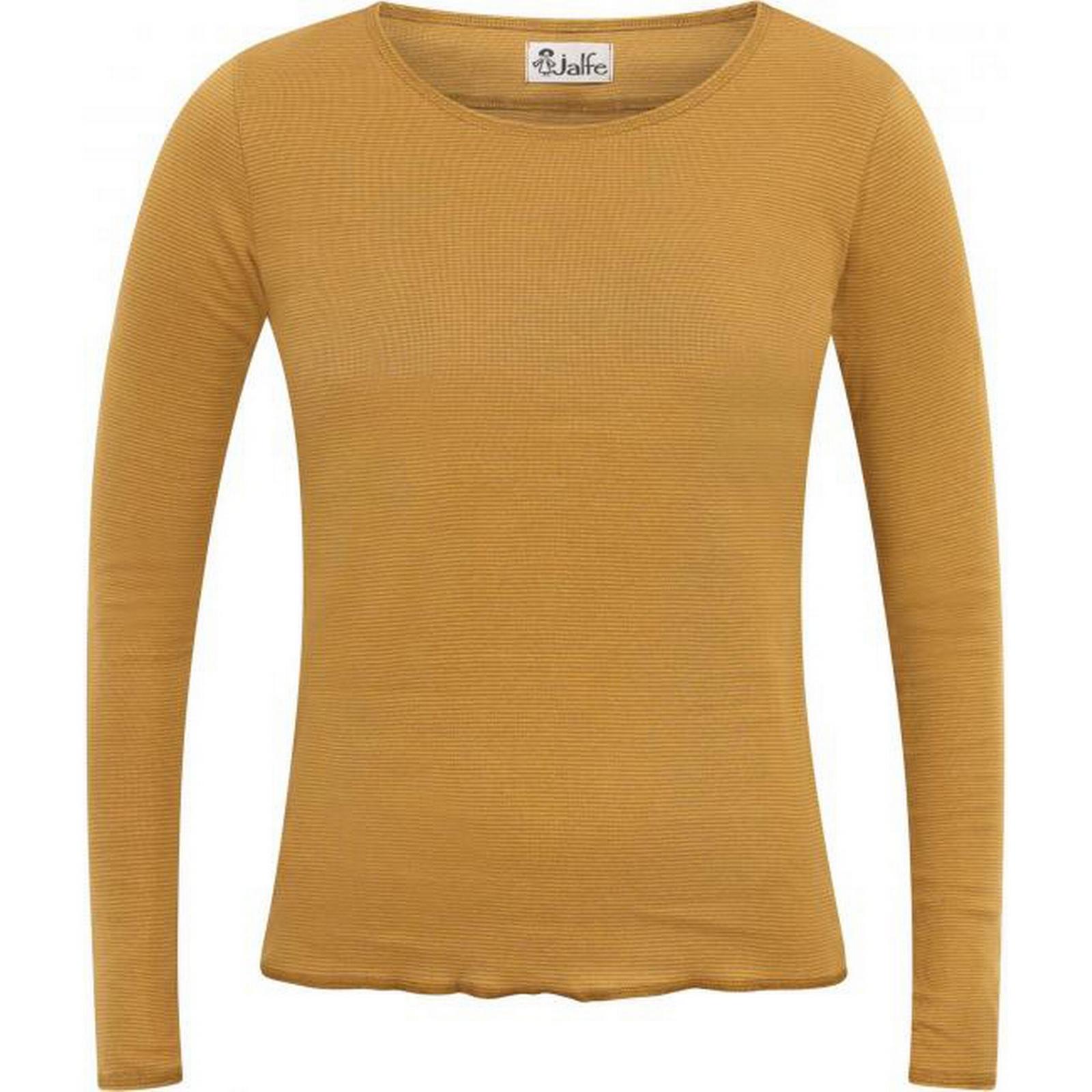 braunes langarm shirt von jalfe